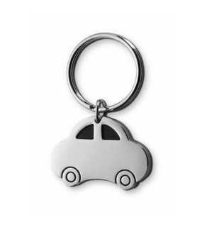 Kľúčenka auto   sivá a0be3f2e546