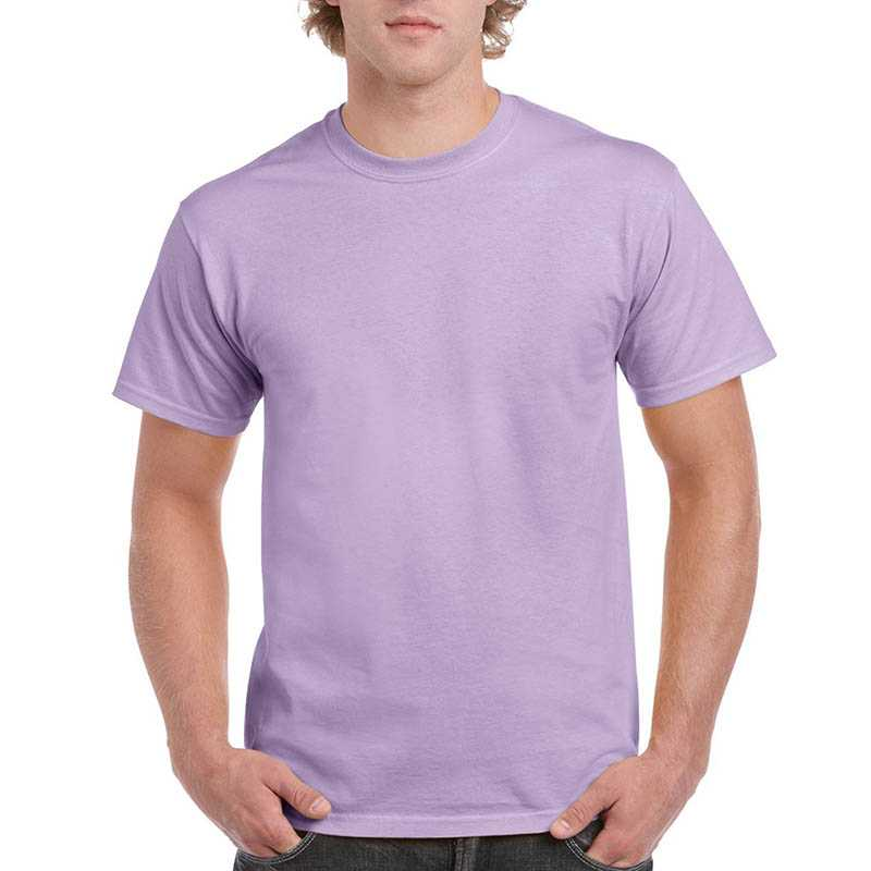 Unisex tričko (GILDAN ULTRA COTTON ADULT T-SHIRT)>fialová (orchid)>XL