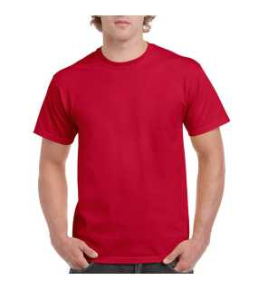 Unisex tričko (GILDAN ULTRA COTTON ADULT T-SHIRT)>červená (cherry)>M