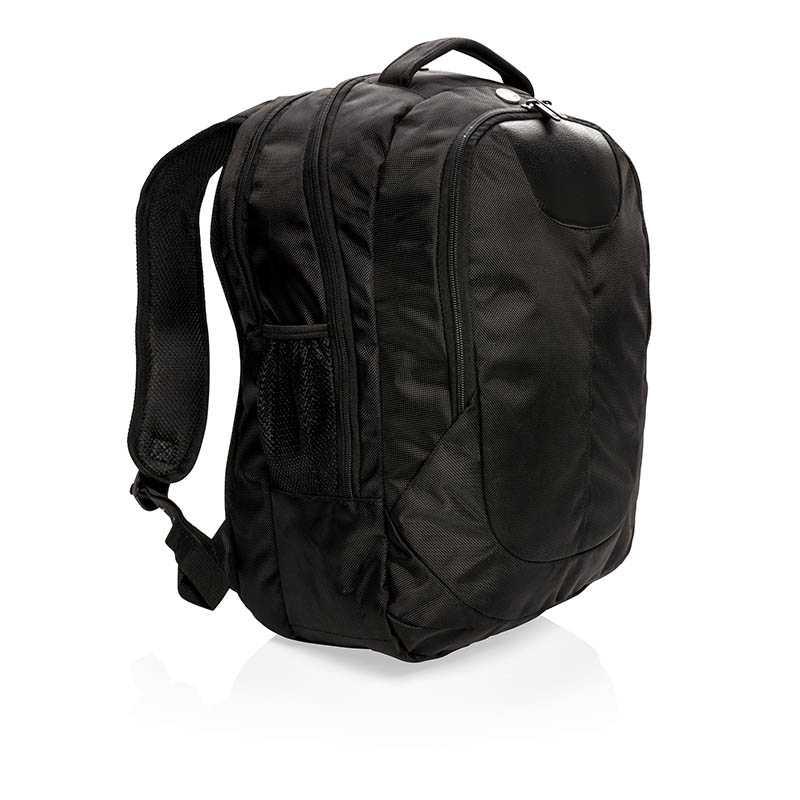 e348a79007 Outdoorový batoh na notebook   čierna - REPRE - reklamné predmety
