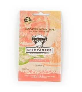"Energetický nápoj ""CHIMPANZEE Gunpowder Energy Drink"" > grapefruit (30g)"