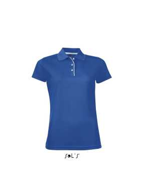 Dámska polokošeľa (SOLS PERFORMER WOMEN WOMENS SPORTS POLO SHIRT) > modrá (royal) > 2XL
