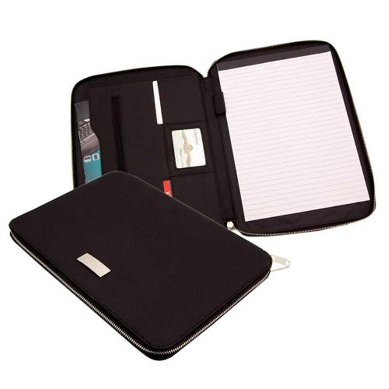 e518747246 Taška na dokumenty(Index)   čierna - REPRE - reklamné predmety