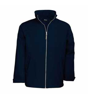 Unisex bunda (KARIBAN TORNADO FLEECE LINED JACKET) > modrá (navy) > 3XL