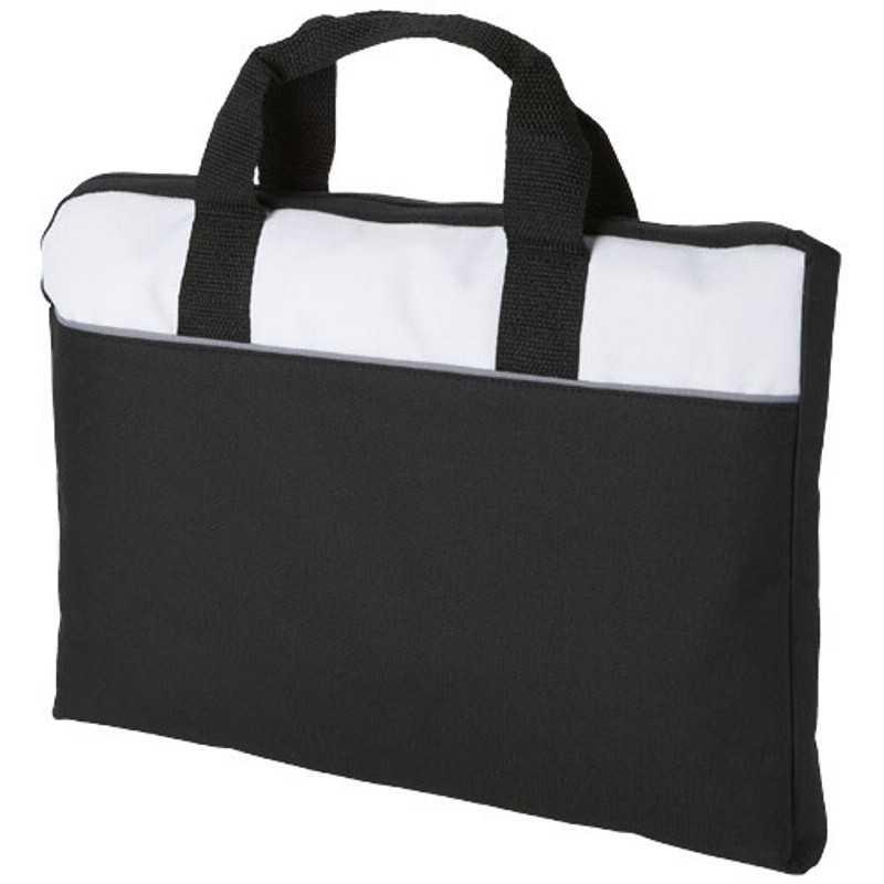 0bd6f04252 Taška na dokumenty   čierna (solid)   biela   šedá. reklamné predmety ...