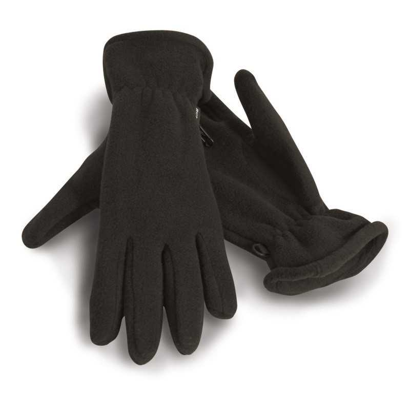 Zimné rukavice (RESULT POLARTHERM™ GLOVES)>čierna>L