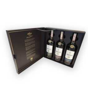 ABUELO XV FINISH COLLECTION TRIPLE SET, 40%, 3X0.7 L, GIFT