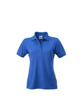 Dámska polokošeľa (JN Ladies' Workwear Polo) > modrá (royal) > XL