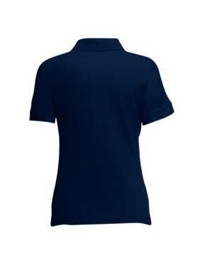 Dámska polokošeľa (FRUIT OF THE LOOM Lady-Fit 65/35 Polo)>modrá (deep navy)>2XL