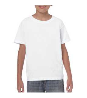1b4191a06493 Detské tričko (GILDAN HEAVY COTTON YOUTH T-SHIRT)   biela   L