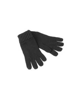 Rukavice (MB Melange Gloves Basic)>čierna>S/M