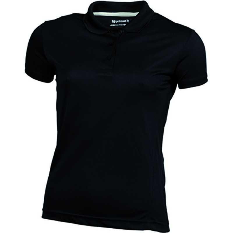 d7692e079 Dámska polokošeľa (JN Ladies' Polo High Performance)>čierna>M ...