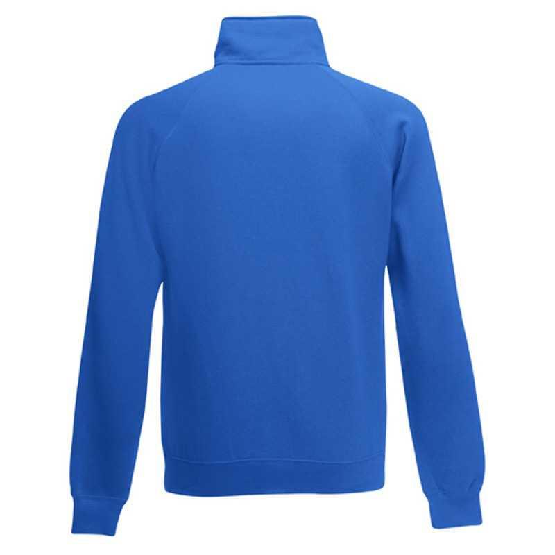 Detská mikina (FRUIT OF THE LOOM Kids Sweat Jacket) modrá (royal) 9 ... 0475458015