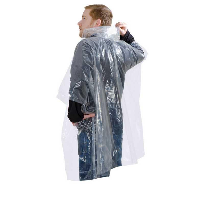 917120b788 Praktická pláštenka   transparentná - REPRE - reklamné predmety