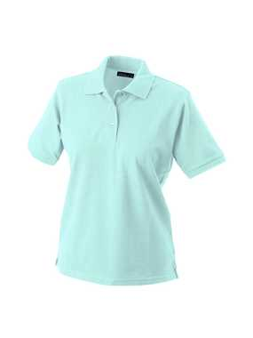Dámska polokošeľa (JN Workwear Polo Women) > modrá (light) > 2XL