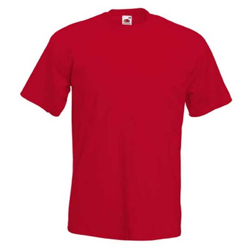 T-Shirt (Lofteez Tee) > Red > L