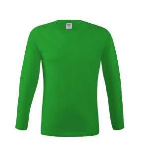 c5c1ab9b703e Pánske tričko (KEYA Men s Long Sleeve T-Shirt 180)   zelená (kelly