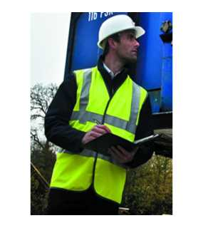 R21 RESULT HIGH-VIZ SAFETY TABARD