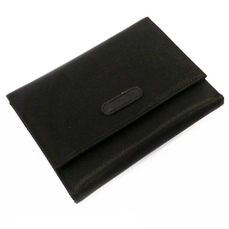 Gentleman Wallet Black