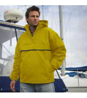 ADVENTURE HEAVY SAILING TOP > YELLOW/NAVY TRIM > XL